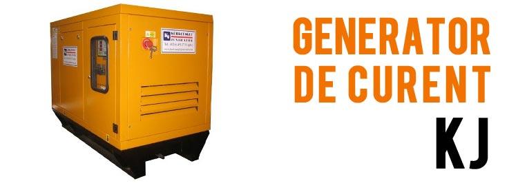 Generator de curent KJ