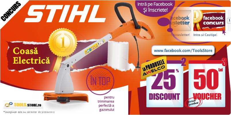 Tools store concurs