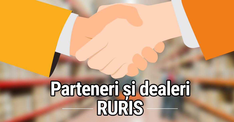 Tools.Store a devenit dealer autorizat Ruris!